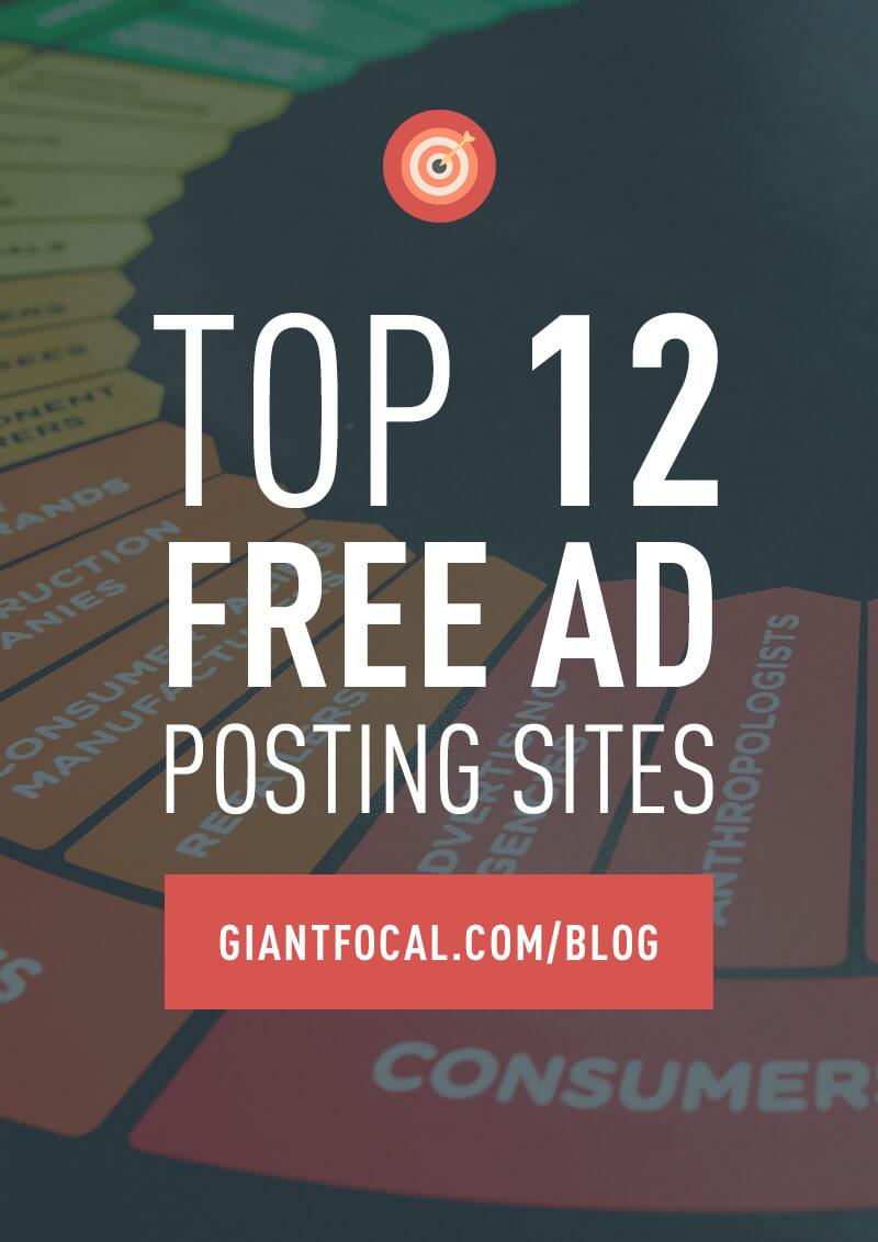 Top 12 Free Ad Posting Sites