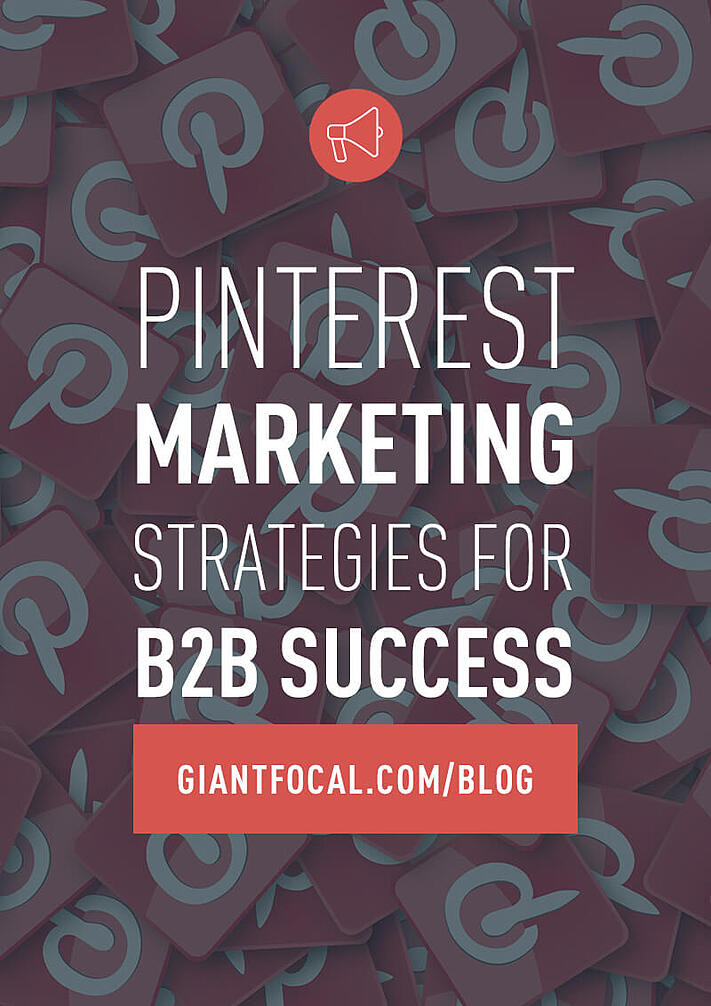 b2b pinterest marketing strategy