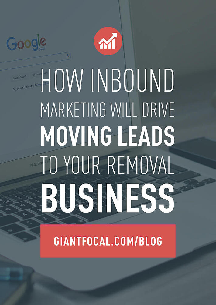 inbound marketing to generate moving leads