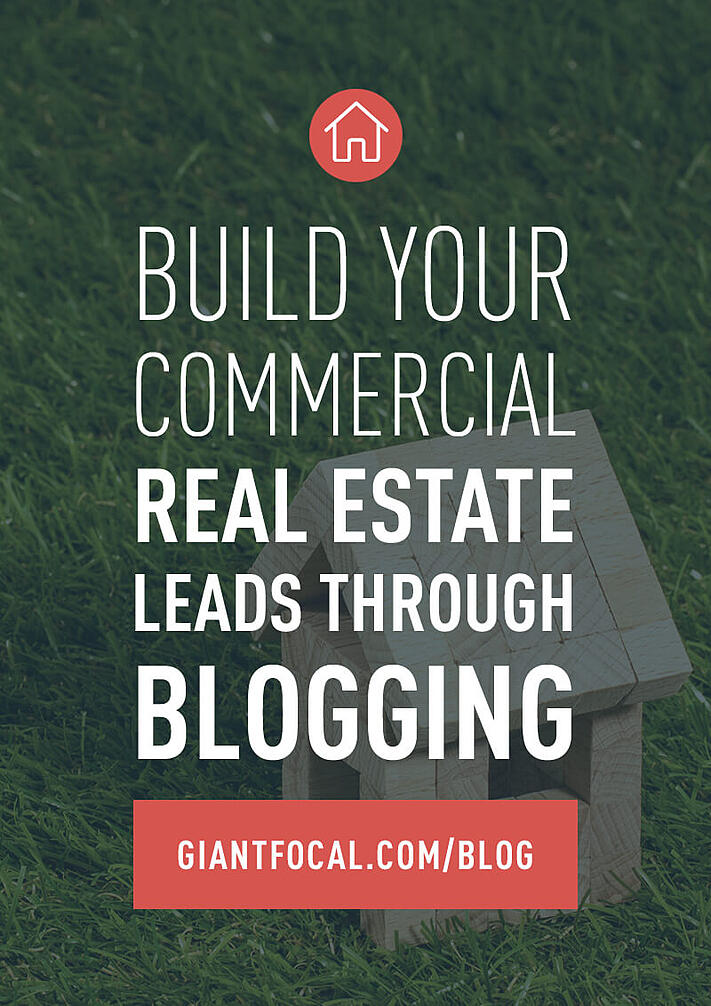 commercial real estate leads blogging