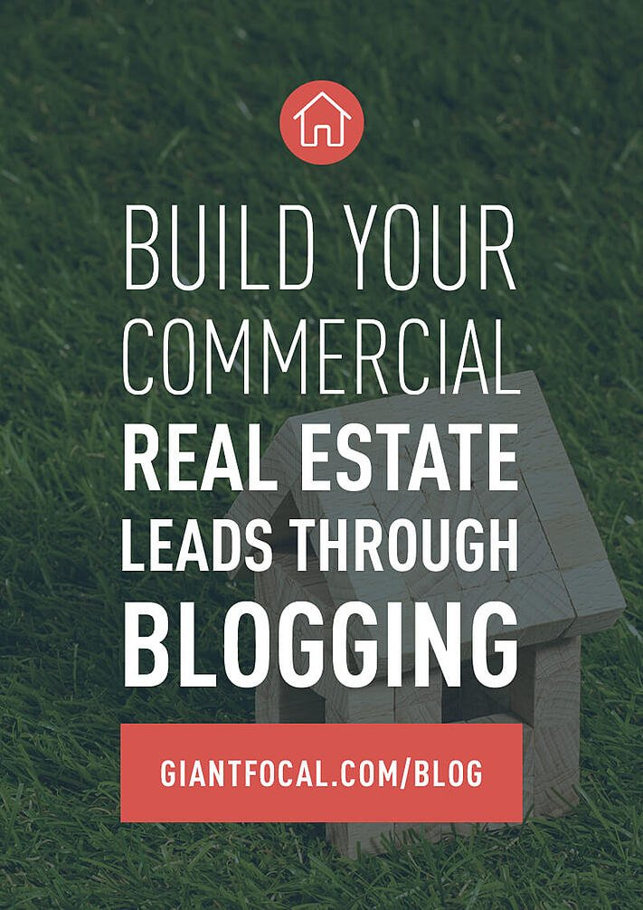commercial real estate leads blogging