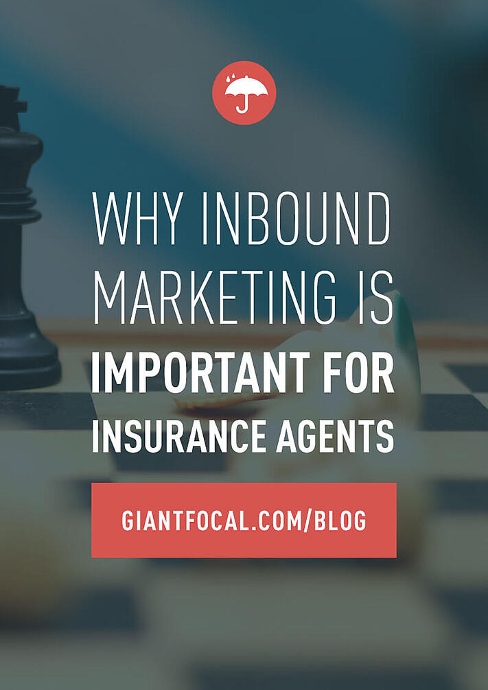 inbound marketing for insurance agents