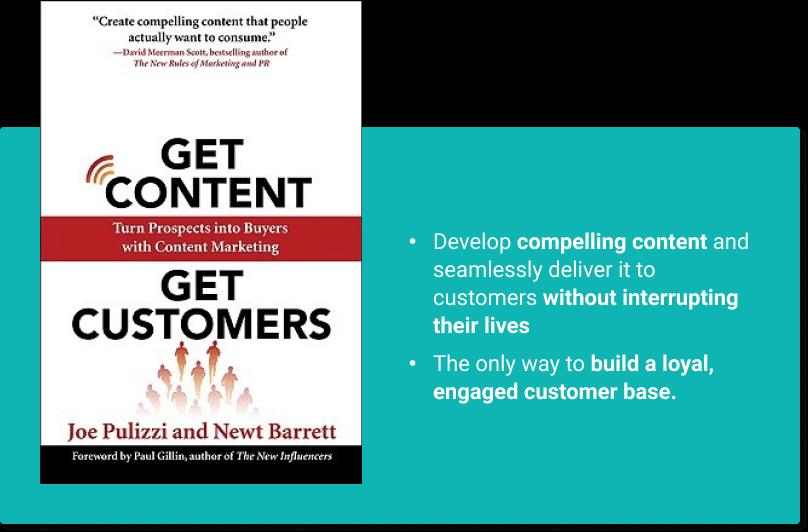 Get Content. Get Customers