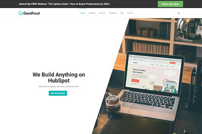 Notification Bar for HubSpot