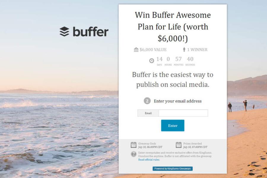 Viral Giveaways for HubSpot