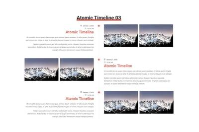 Timeline For HubSpot